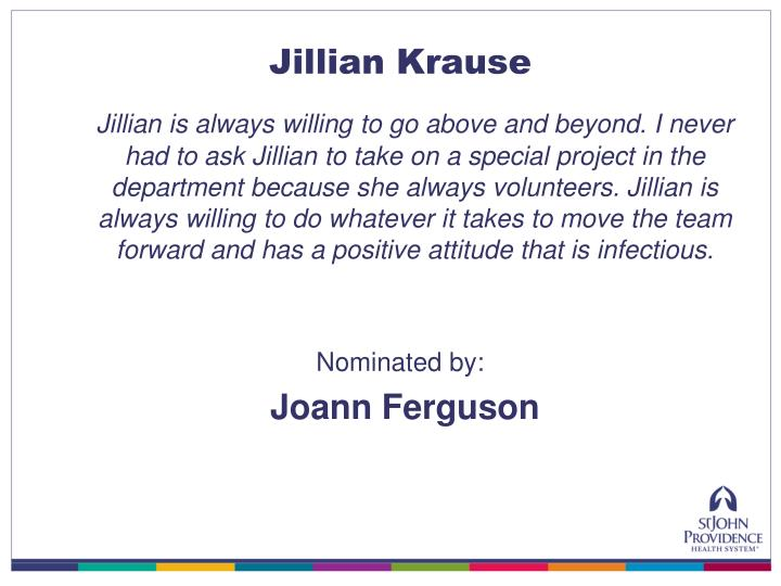 Jillian Krause