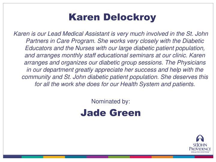 Karen Delockroy