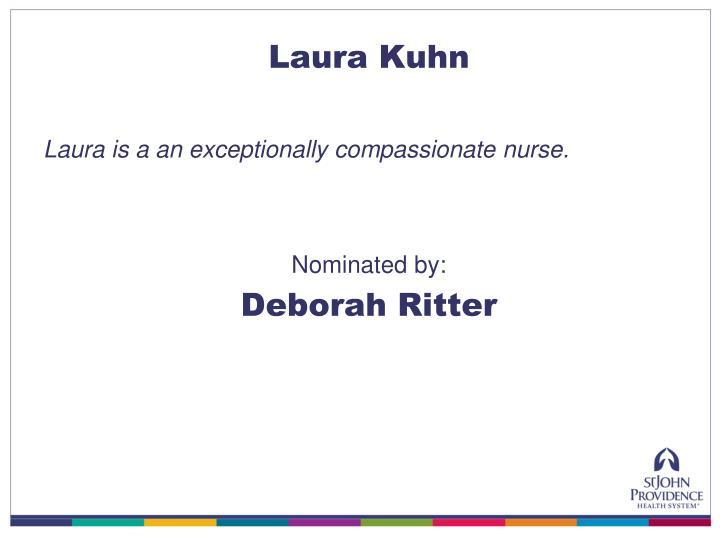 Laura Kuhn
