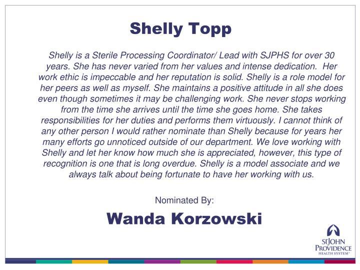 Shelly Topp
