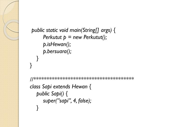 public static void main(String[]