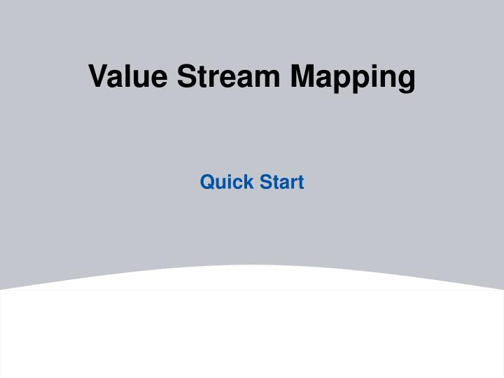 Ppt value stream mapping powerpoint presentation id for Value stream map template powerpoint