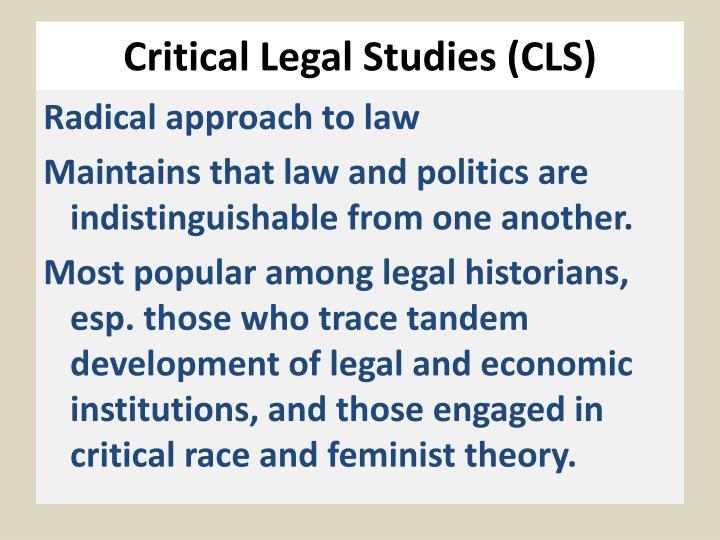Critical Legal