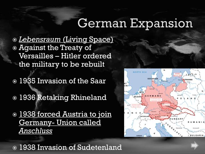 German Expansion