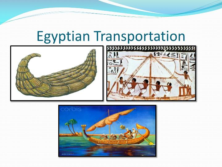 Egyptian Transportation
