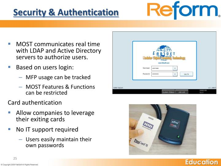 Security & Authentication