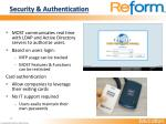 security authentication