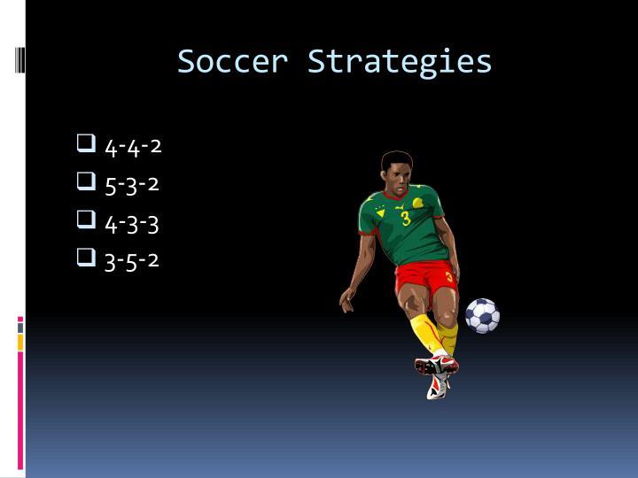 Soccer Strategies