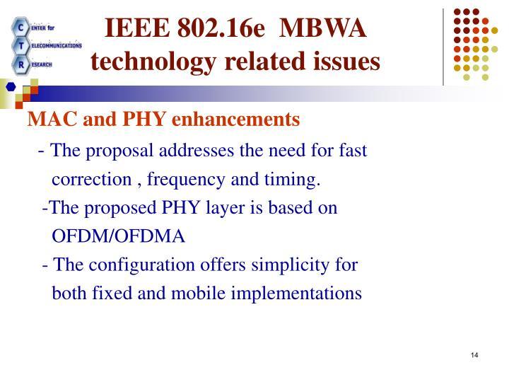 IEEE 802.16e