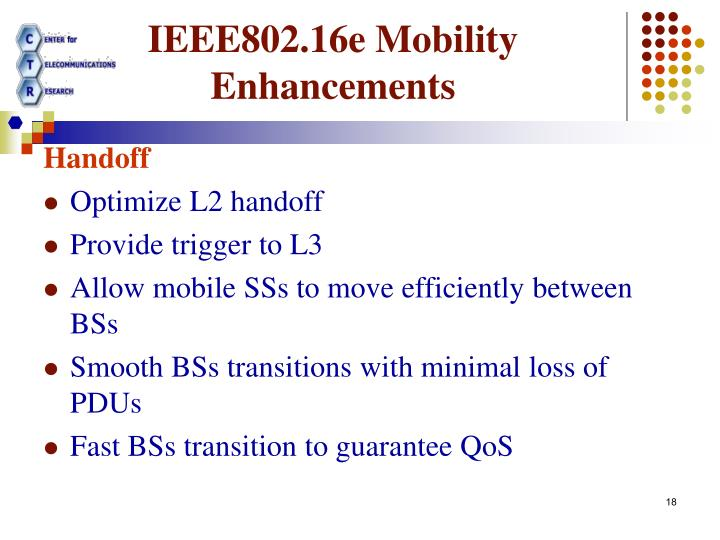 IEEE802.16e