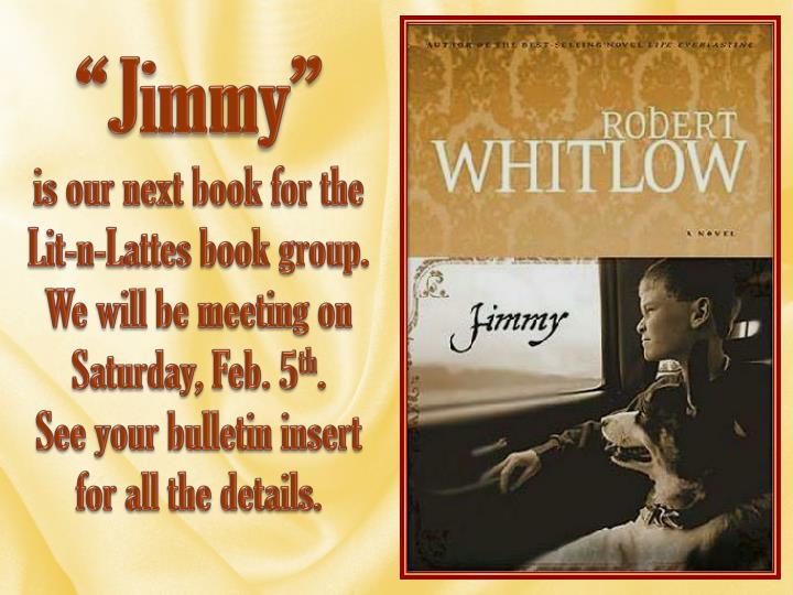 """""""Jimmy"""""""