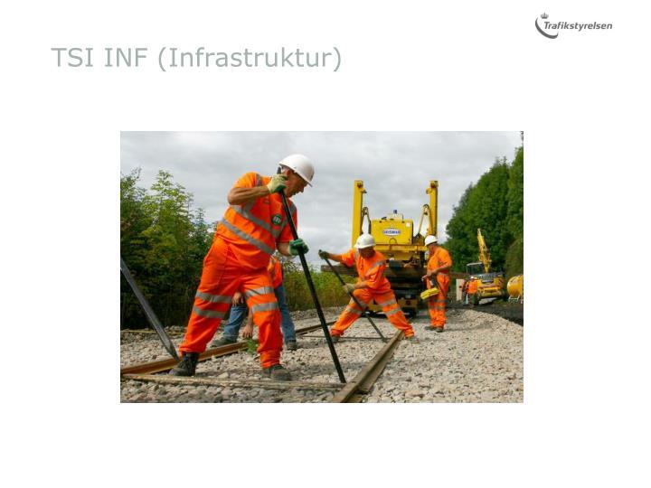 TSI INF (Infrastruktur)