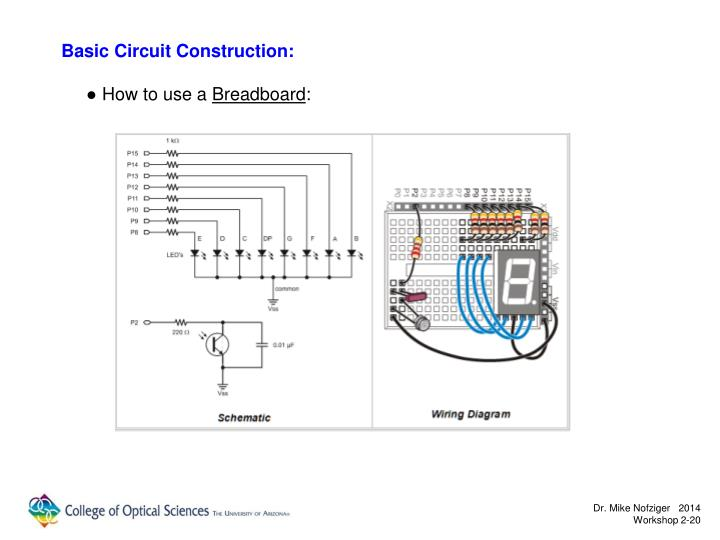 Basic Circuit Construction: