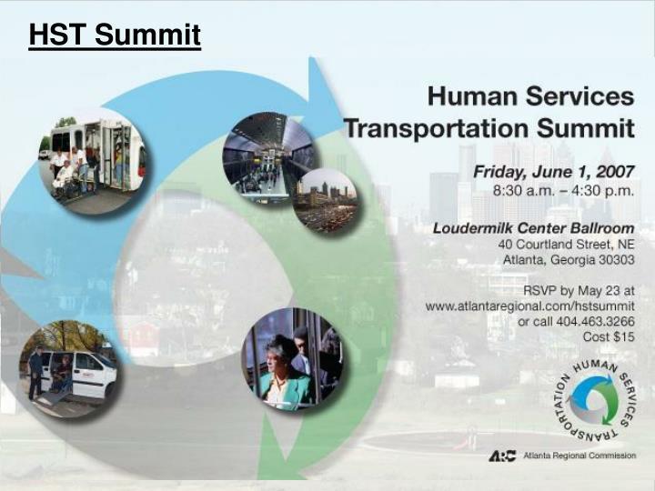 HST Summit