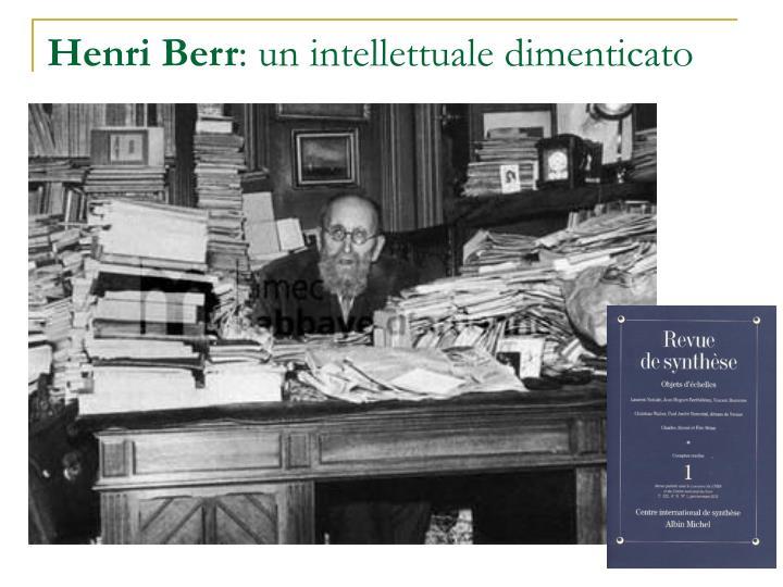 Henri Berr