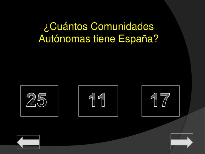 ¿Cuántos Comunidades Autónomas tiene España?