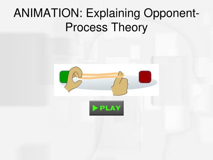 ANIMATION: Explaining Opponent-Process Theory