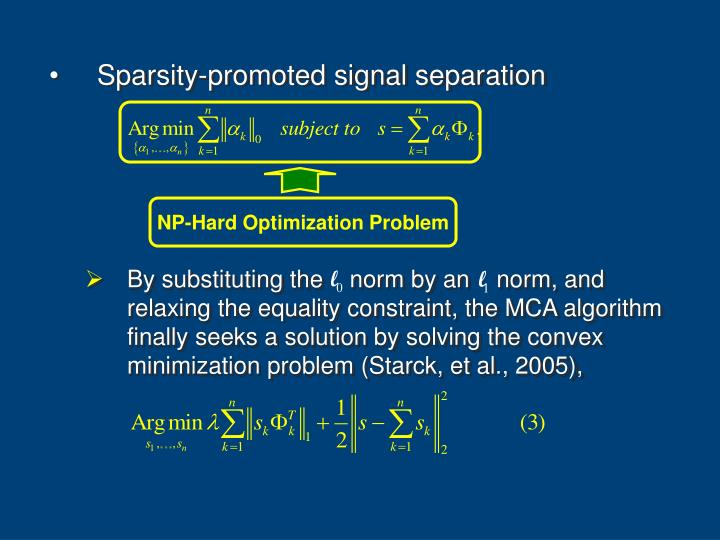 NP-Hard Optimization Problem