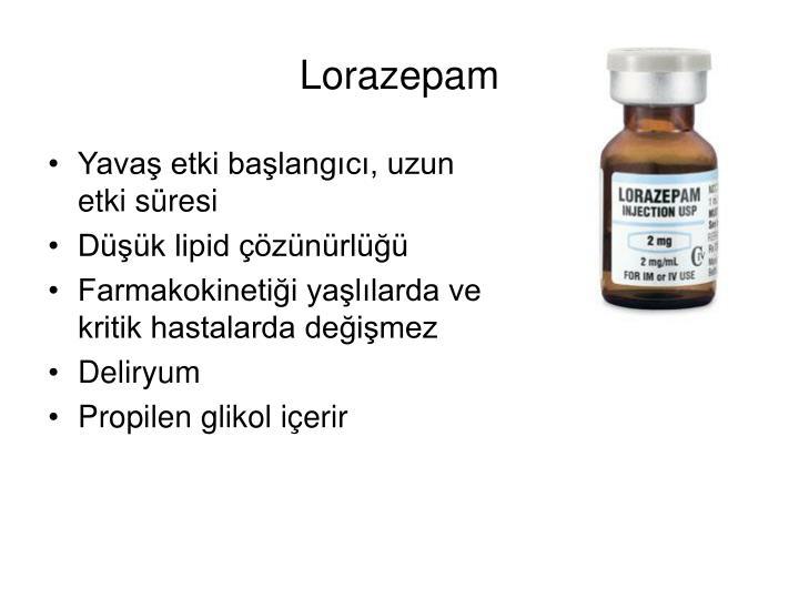 Lorazepam bei fibromyalgie