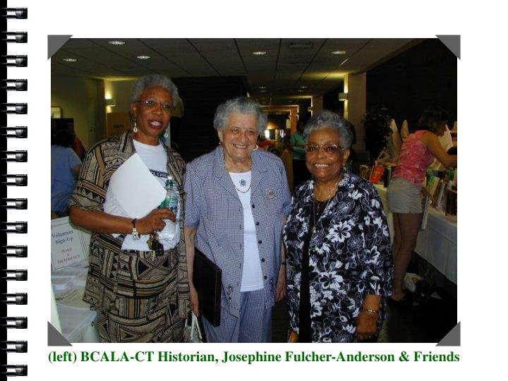 Josephine Fulcher-Anderson & Friends