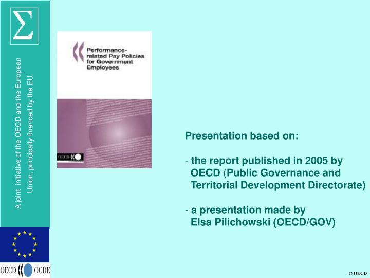 Presentation based on: