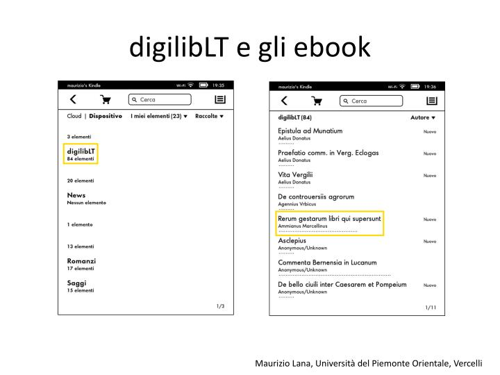 digilibLT e gli ebook