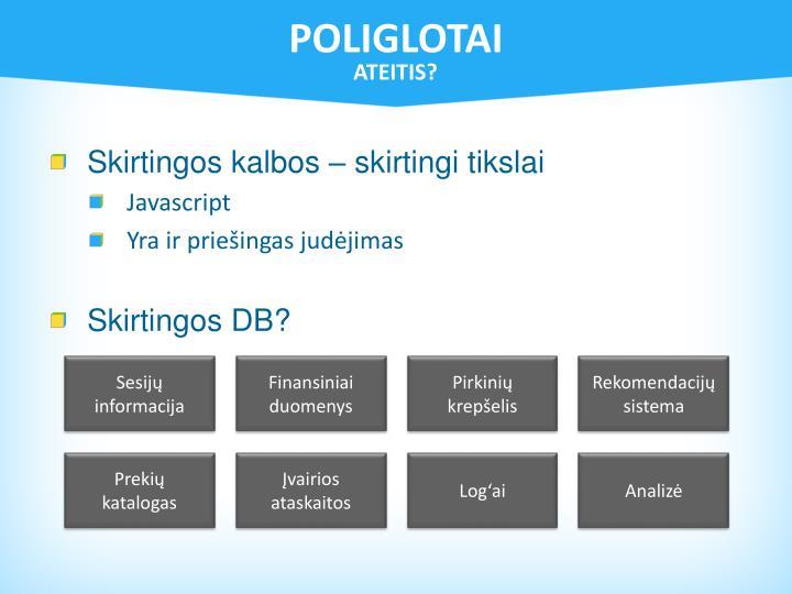 Poliglotai