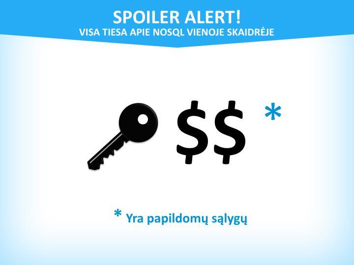 sPOILER ALERT!