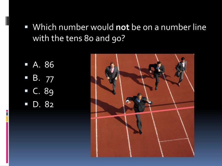 Which number would