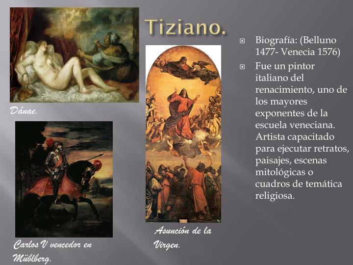 Tiziano.