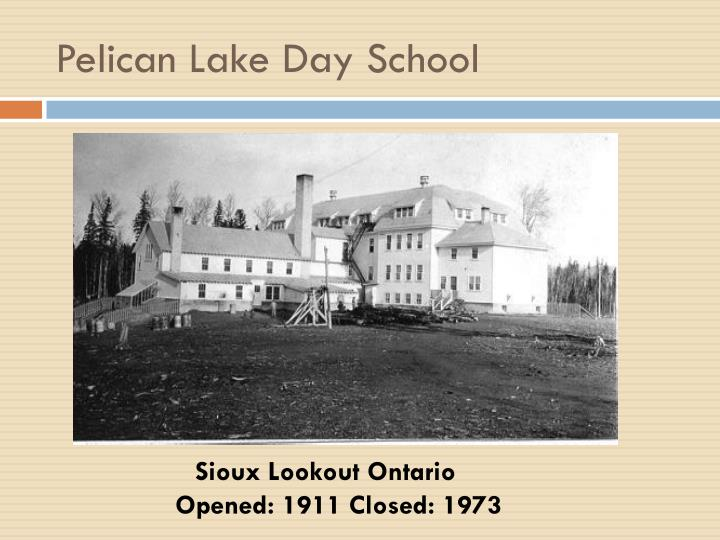 Pelican Lake Day School