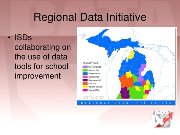 Regional Data Initiative