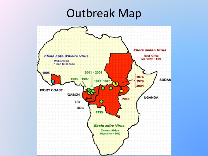 Outbreak Map