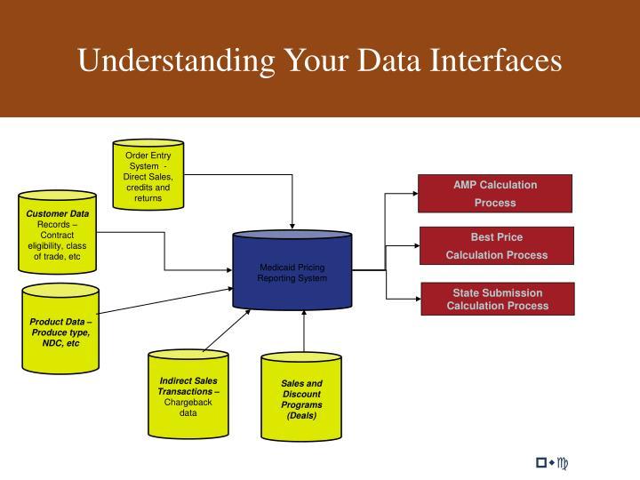 Understanding Your Data Interfaces