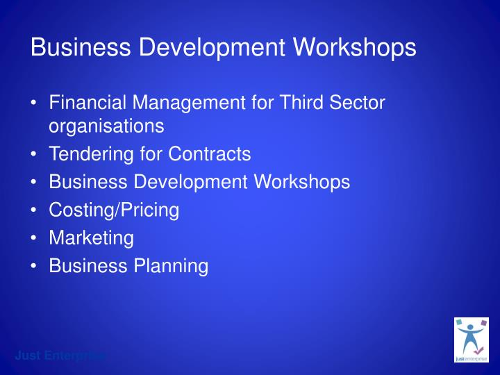 Business Development Workshops