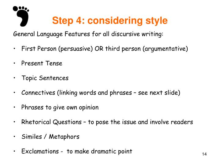 discursive essay writing ppt Pierce, randall the difference between discursive & argumentative essays ,.