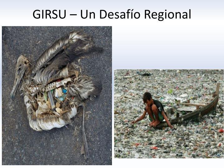 GIRSU  Un Desafo Regional