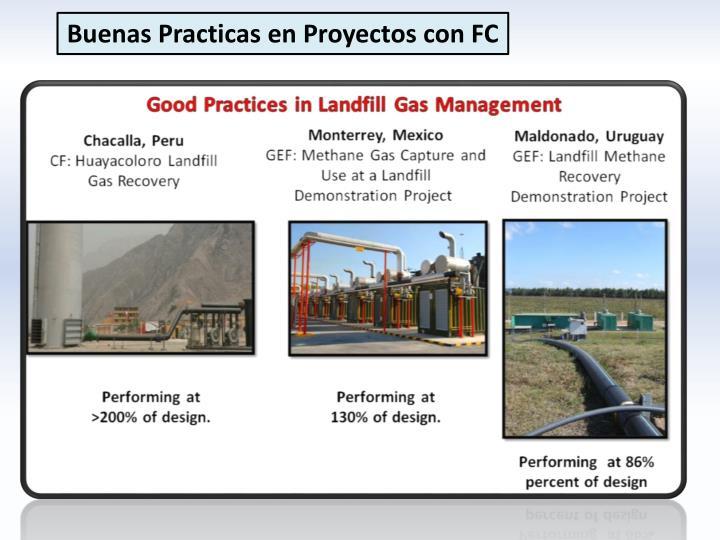 Buenas Practicas en Proyectos con FC