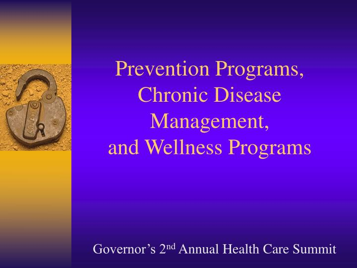 wellness programs disease management essay Why 'wellness' program scams cost employers and harm employees by is the wellness program targeted disease management programs that.