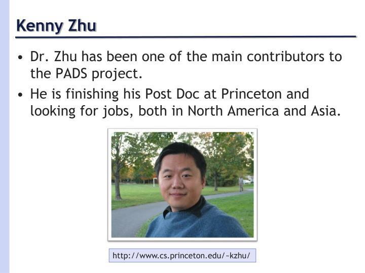 Kenny Zhu