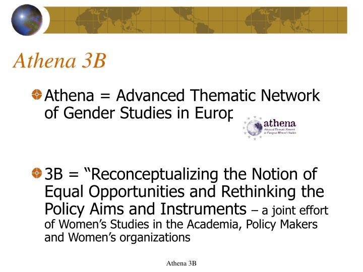 Athena 3B