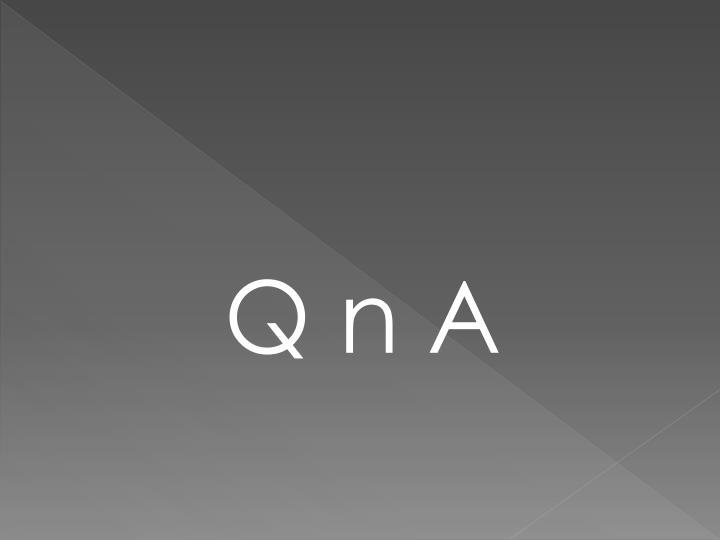 Q n A