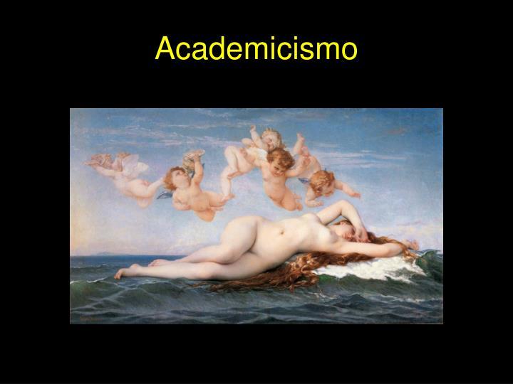 Academicismo