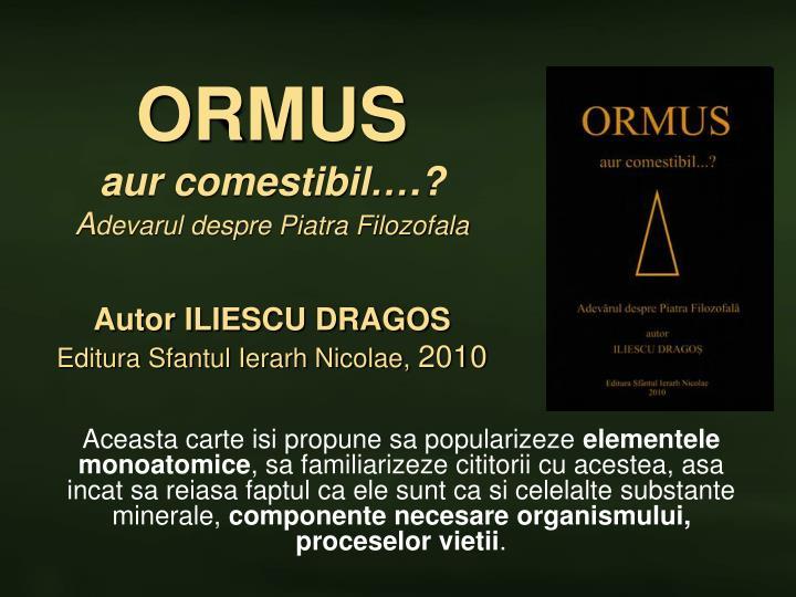 ORMUS