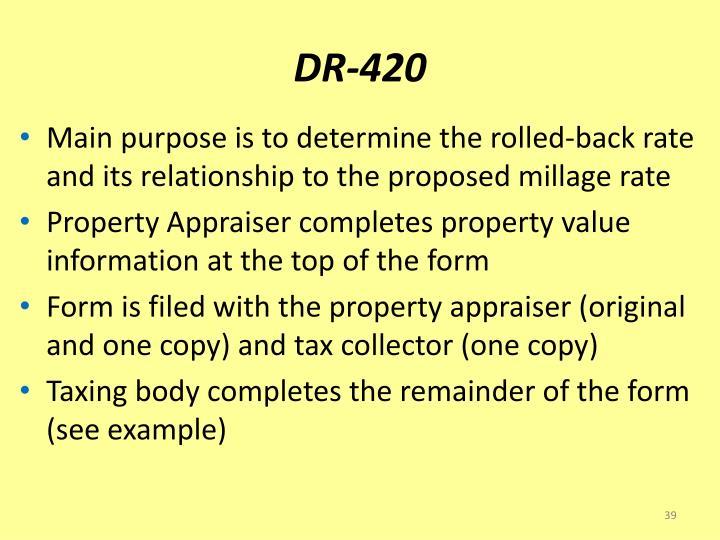 DR-420