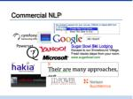 commercial nlp