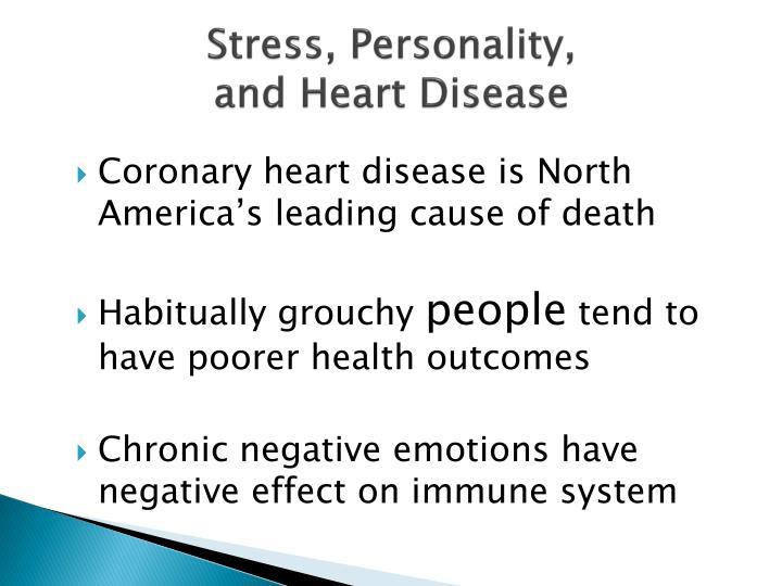 Stress, Personality,