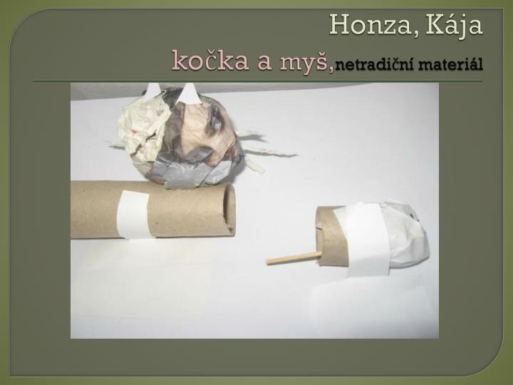 Honza,