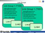 link groups