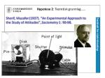 sherif muzafer 1937 an experimental approach to the study of attitudes sociometry 1 90 98